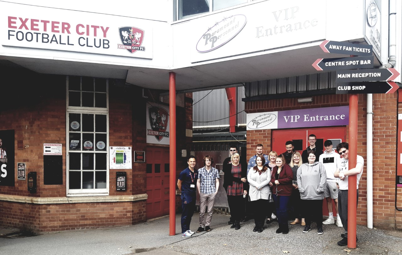 Employability opportunities from CITY Community Trust